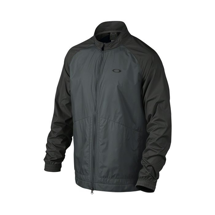 Oakley Bryant Water Repellent Wind Jacket - Black