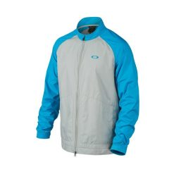 Oakley Bryant Water Repellent Wind Jacket - Pacific Blue