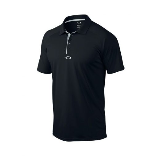 Oakley Elemental 2.0 Golf Polo Shirt 2015 - Jet Black