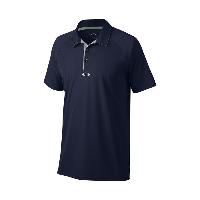 Oakley Elemental 2.0 Golf Polo Shirt 2016 - Peacoat