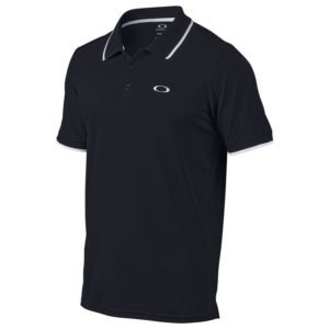 Oakley Standard 2.0 Polo Shirt - Jet Black