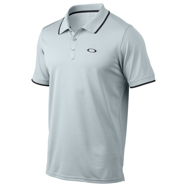Oakley Standard 2.0 Polo Shirt - Stone Grey