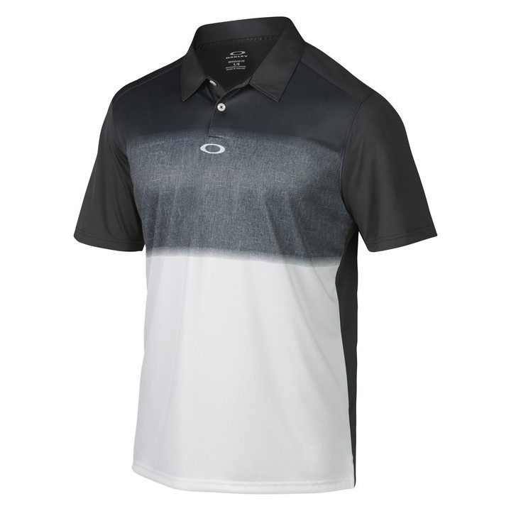 Oakley Samford Polo Shirt - Graphite