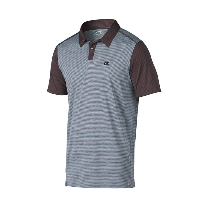 Oakley Collins Golf Polo Shirt - Hyactinth Violet
