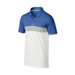 Oakley Anderson Golf Polo Shirt - Sapphire