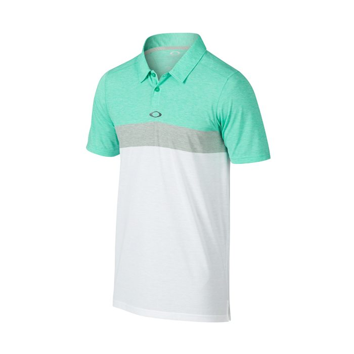Oakley Anderson Golf Polo Shirt - Parakeet