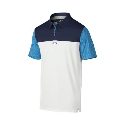 Oakley Alignment Golf Polo Shirt - White
