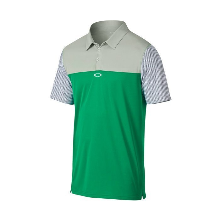 Oakley Alignment Golf Polo Shirt - Parakeet