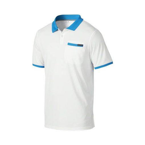 Oakley Myers Golf Polo Shirt - White