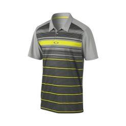 Oakley Legacy Golf Polo Shirt - Stone Grey