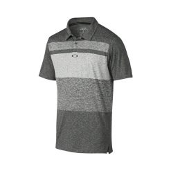 Oakley Bristol Golf Polo Shirt - Graphite