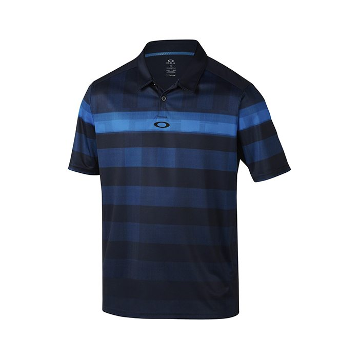 Oakley Daredevil Golf Polo Shirt - Fathom
