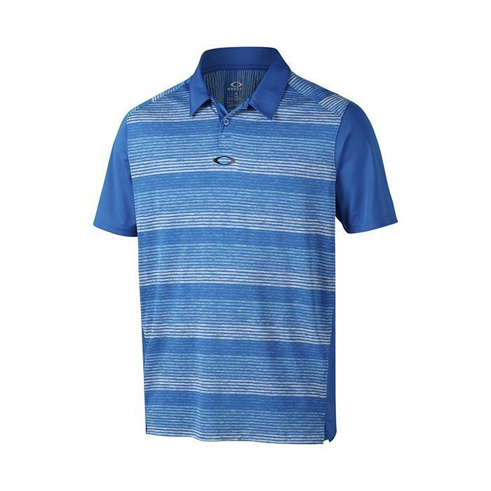 Oakley Madcap Golf Polo Shirt - Ozone