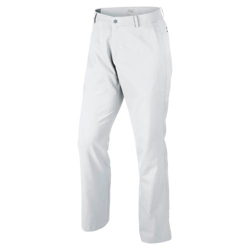 Nike Modern Tech Men's Golf Trousers - White/Stadium Grey