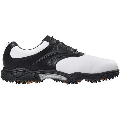 Footjoy Contour Series Mens Golf Shoes - White/Black