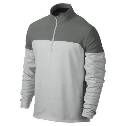 Nike Innovation Protect Men's Golf Cover-Up - Grey/Metallic Silver
