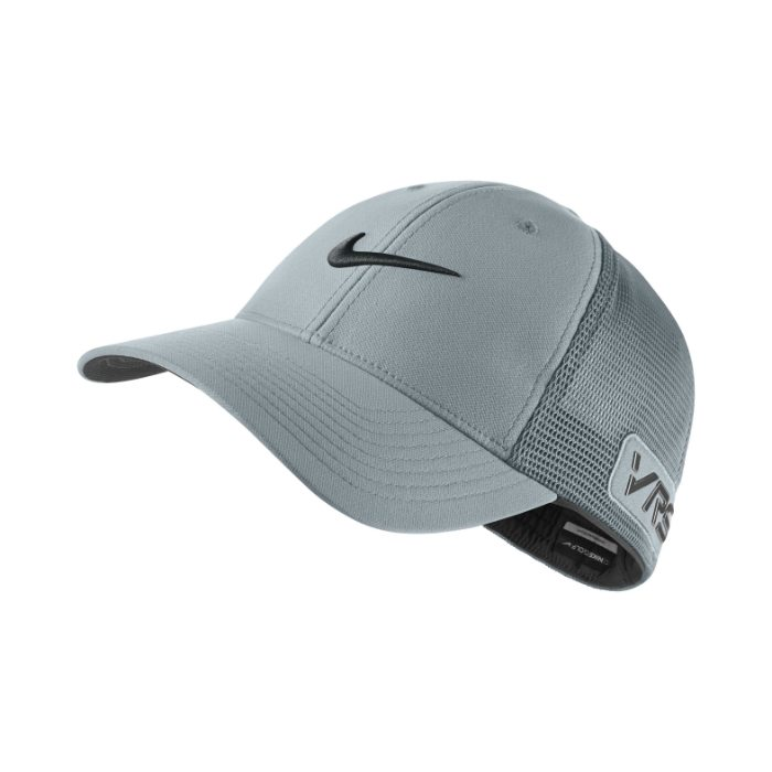 Nike Tour Legacy Mesh Cap - Dove Grey/Black