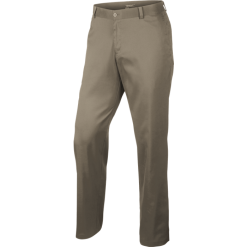 Nike Golf Flat Front Trousers - Khaki