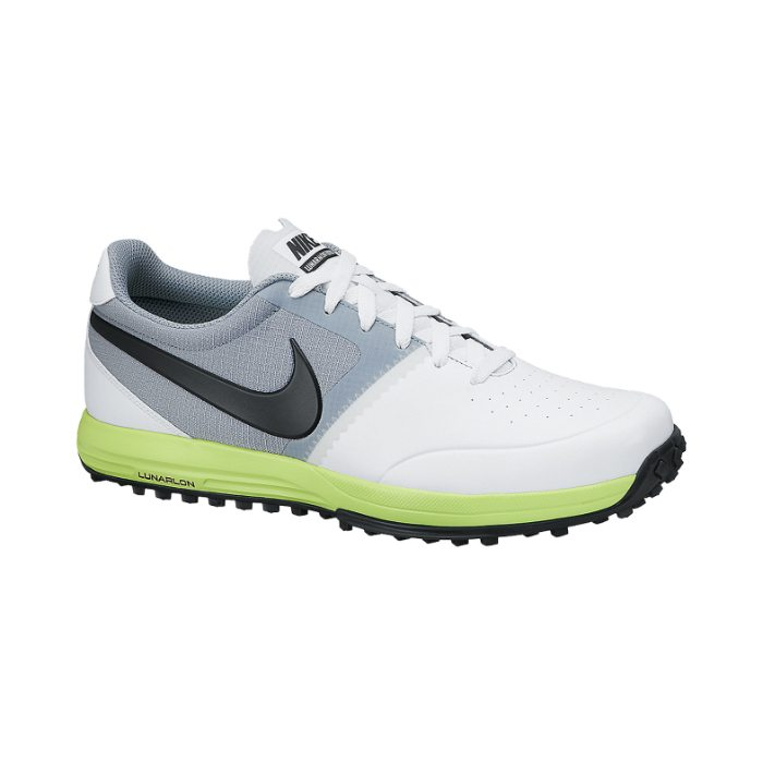 Nike Lunar Mont Royal - White/Volt/Dove Grey/Black