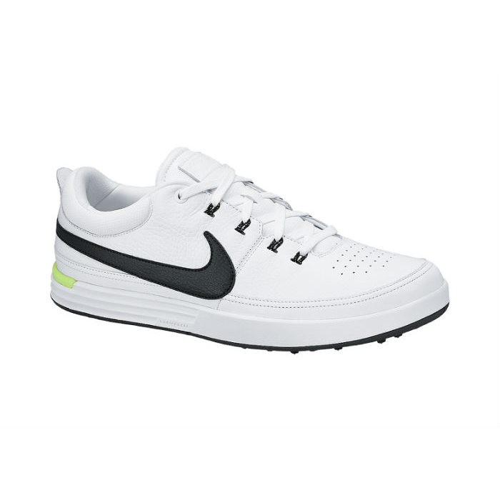 Nike Lunar Waverly Golf Shoes White