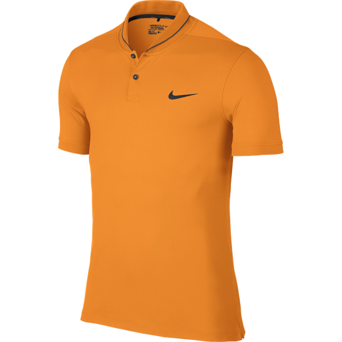 Nike golf modern fit transition dry roll polo shirt golf Modern fit golf shirt