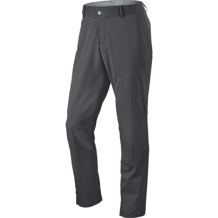 Nike Golf Modern Tech Woven Trouser - Dark Grey/Wolf Grey