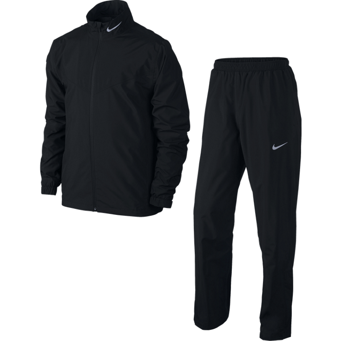 Nike Golf Storm-FIT Rainsuit - Black/Reflective Silver