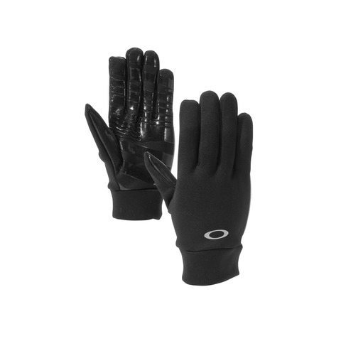 Oakley Midweight Fleece Glove - Black