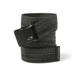 Oakley Heather Web Belt - Jet Black