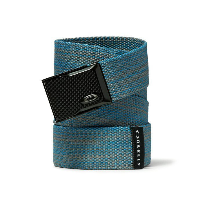 Oakley Heather Web Belt - Pacific Blue