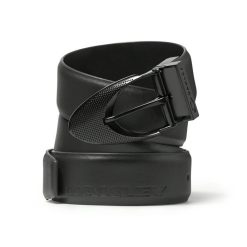 Oakley Signature Ellipse Belt - Jet Black