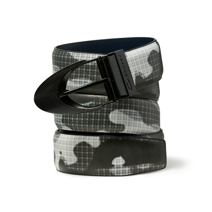Oakley Signature Ellipse Printed Belt - Black Print