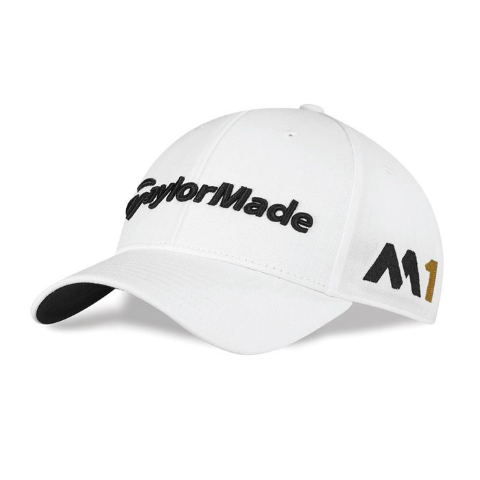 TaylorMade Tour Radar Golf Cap - White