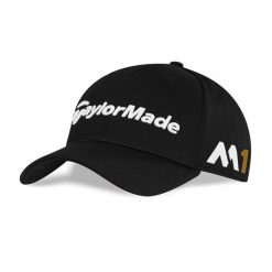 TaylorMade Tour Radar Golf Cap - Black