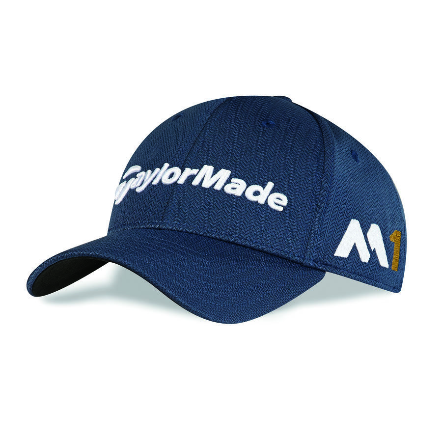 TaylorMade Tour Radar Golf Cap - Mineral Blue