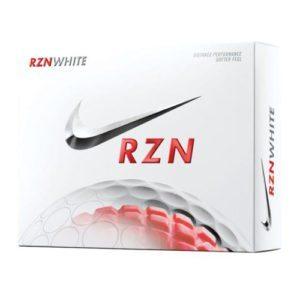 Nike Golf RZN White Golf Balls