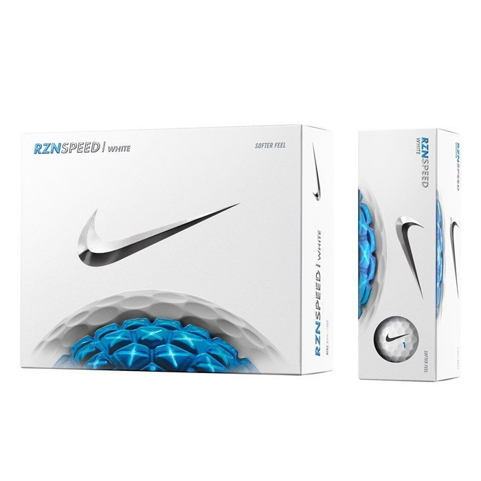 Nike Golf RZN Speed White Golf Balls