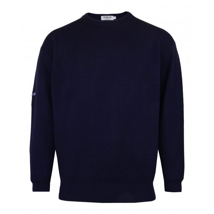 ProQuip Lambswool Sweater - Navy