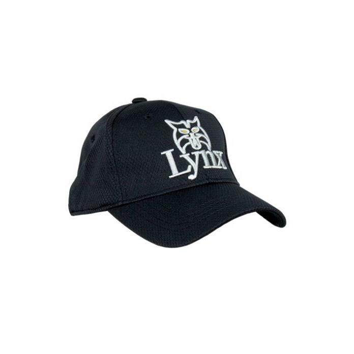 Lynx-junior-cap-black