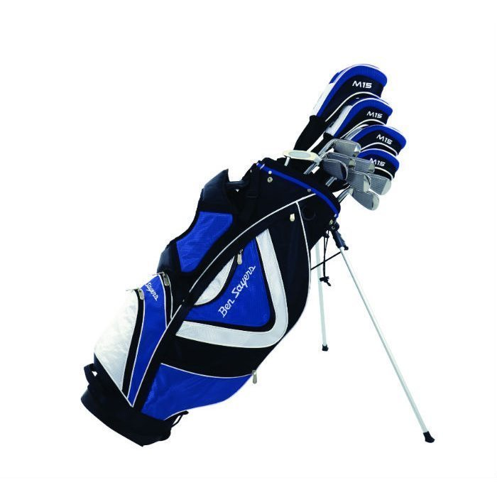Ben Sayers M15 Package Stand Bag - Blue