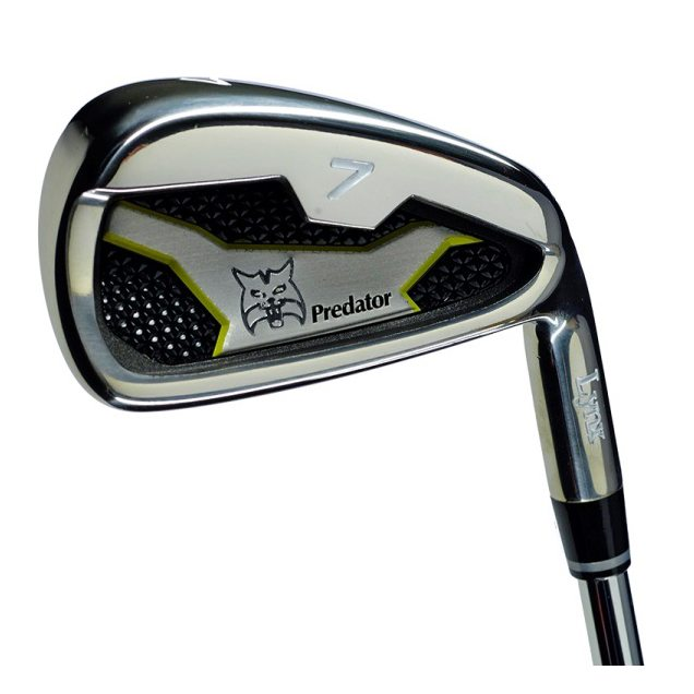 Lynx Golf Predator Irons 2015 Steel (5-SW)