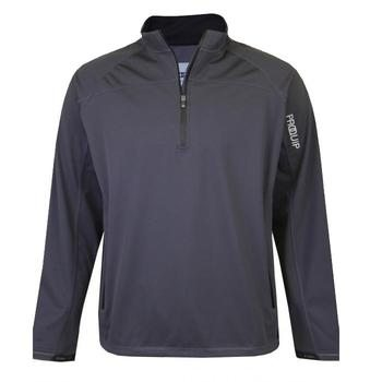 Proquip Tourflex Wind 360 Elite 1/2 Zip Wind Top - Grey