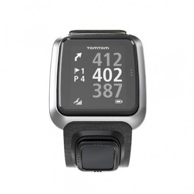 TomTom Premium Golfer GPS Watch - Black