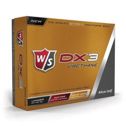 Wilson Staff DX3 Urethane White Golf Balls