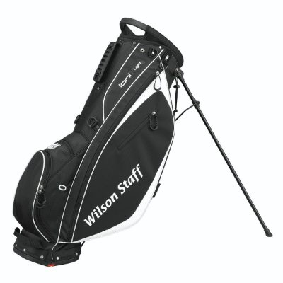 Wilson Staff Ionix Light Carry Bag - Black/White