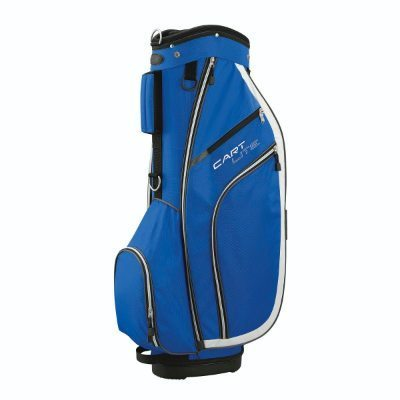 Wilson Cart Lite Golf Bag - Blue/White