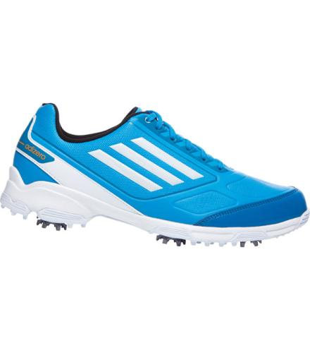 adidas Golf Adizero TR Shoes - Blue/White/Black