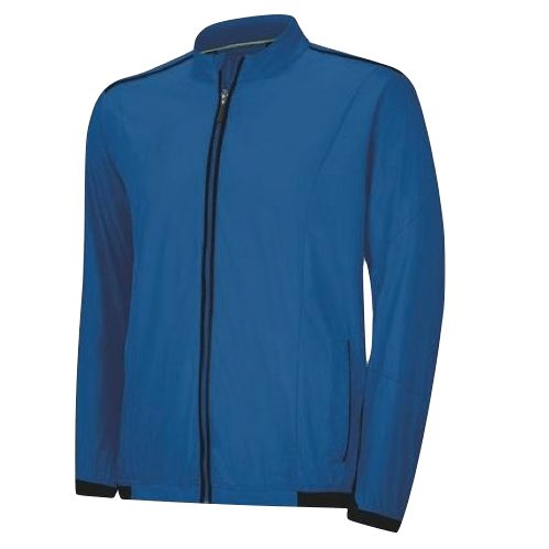 adidas Golf ClimaProof Wind Jacket - Blue/Black