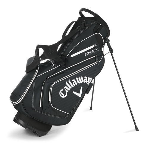 Callaway Golf Chev Stand Bag 2016 - Black/White
