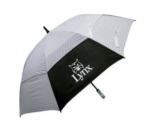 Lynx Golf Double Canopy Umbrella